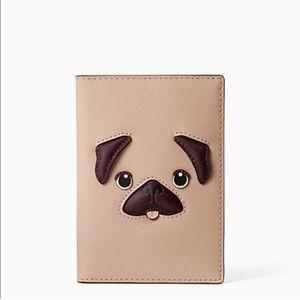 Kate Spade Puppy Passport Case